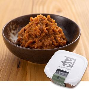 12割糀味噌500g(つぶ)(米麹を大豆対比12割配合 深瀬善兵衛商店)|kanetyou