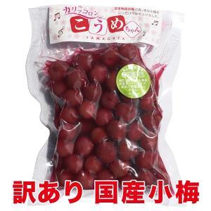 (訳あり 国産カリカリ小梅)こうめちゃん250g(深瀬善兵衛商店) kanetyou