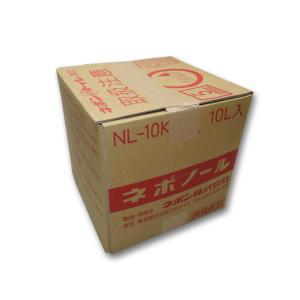 【ネポン パールトイレ専用洗浄液】ネポノール 10リットル1本入り 詰換用【NL-10K】|kaneyamahaujinngu