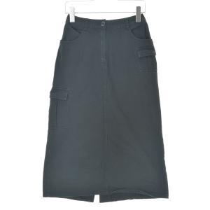 URBAN RESEARCH DOORS / アーバンリサーチドアーズ ミリタリーロング スカート kanful