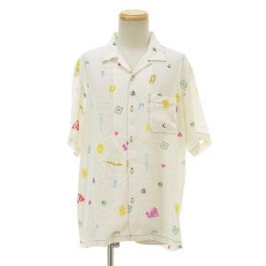 SUPREME / シュプリーム 19SS Deep Space Rayon S/S Shirt 半袖シャツ|kanful