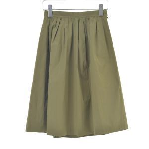 BALLSEY / ボールジー コットンポリエステルブロードギャザー スカート|kanful