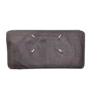 MARTIN MARGIELA 11 / マルタンマルジェラ レザー二つ折り 財布|kanful