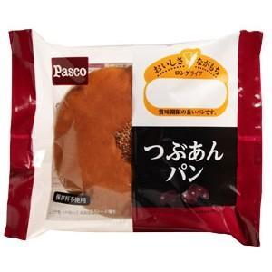 パスコ ロングライフ つぶあんパン|kani