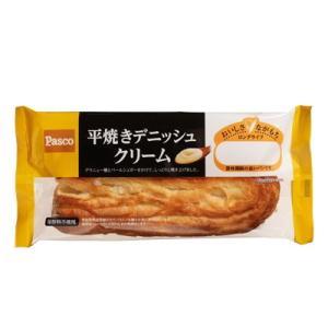 パスコ ロングライフ 平焼デニッシュクリーム|kani