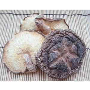 高級食材 袋入り 国産 中 より 椎茸500g|kani