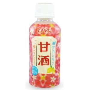 チチヤス 甘酒瀬戸内レモン ペット200ml1箱30本|kani