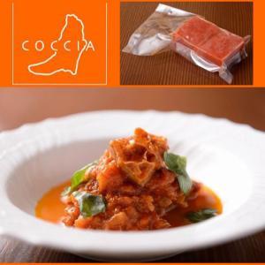 大阪のイタリア料理名店 COCCIA トリッパのトマト煮 200g|kani