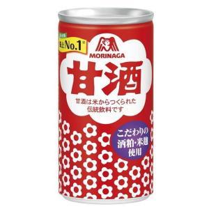 ≪4000円以上送料無料≫森永製菓 甘酒 190g1箱30本 kani