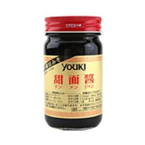 ユウキ 甜面醤 テンメンジャン(中華甘みそ)130g