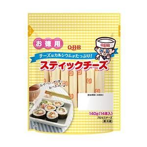 ≪4000円以上送料無料≫QBB 徳用スティック14本入|kani