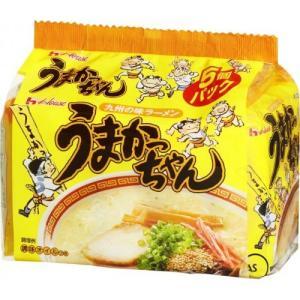 ハウス うまかっちゃん 1箱5食入×6袋