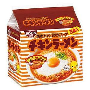 日清食品 チキンラーメン 1箱5食入×6袋|kani