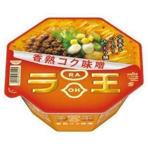 ≪4000円以上送料無料≫日清食品 日清ラ王 香熟コク味噌 1箱12食  kani