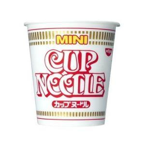 日清食品 カップヌードル ミニ1箱15食