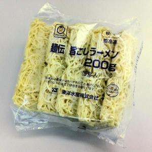 東洋水産 マルちゃん 麺伝 旨ごしラーメン 冷凍 5食入|kani