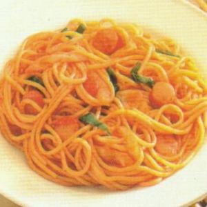 味の素 調理スパゲティ ナポリタン 250g4食入 ボイリングパック|kani