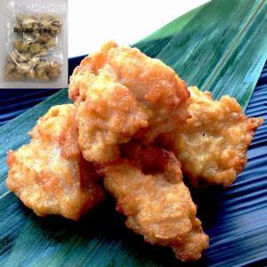 緊急スポット 訳あり 規格外 鶏 もも から揚げ 唐揚げ 醤油味 1kg|kani