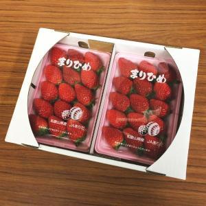 和歌山 オリジナル いちご 苺 まりひめ 2パック|kani