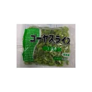 冷凍 ゴーヤスライス 500g|kani