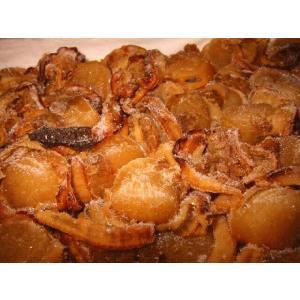 手作りの味!直火で焼いた美味しい焼き帆立(ホタテ)!|kani
