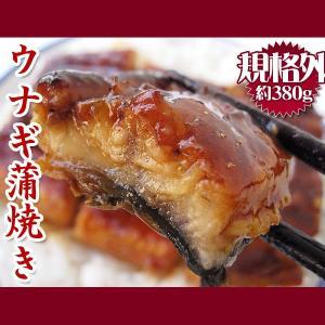 中国産 うなぎの蒲焼1尾 規格外380g (有頭もしくは無頭)|kani