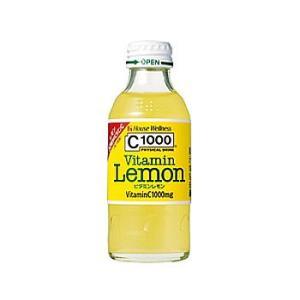 ≪4000円以上送料無料≫C1000 ビタミンレモン 瓶140ml1箱30本 kani