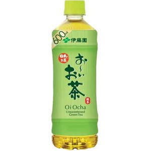 伊藤園 お〜いお茶 緑茶 ペット525ml1箱24本|kani