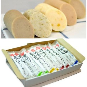 送料無料 魚肉ソーセージ 5種詰合|kani
