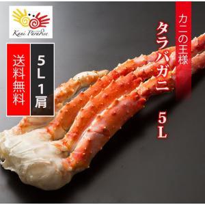 ボイル タラバガニ シュリンクパック 5L 1肩/ かに 蟹 カニ たらばがに たらば蟹 タラバ蟹|kanipara