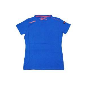 ■メール便選択で送料無料■ ケンパ ハンドボール SPEED T-Shirt Woman 2002085 スピードブルー kanisponet