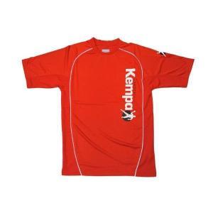 ■メール便選択で送料無料■ ケンパ ハンドボール トレーニングシャツ 2003050 レッド kanisponet