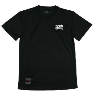 ■メール便選択で送料無料■ AND1 バスケット BR LOGO TEE Tシャツ 61105 ブラック アンドワン ミニバス ダンス|kanisponet