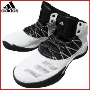 adidas バスケットシューズ SPG BALL 365 INSPIRED BY4227 ランニングホワイト×コアブラック×グレーTWO アディダス バッシュ ダンス|kanisponet