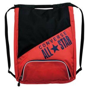 CONVERSE バスケット ナップサック C1363092 レッド コンバース ミニバス|kanisponet