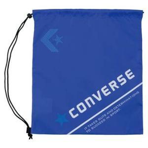 ■メール便選択で送料無料■ CONVERSE バスケット ランドリーバッグ C1509092 ブルー コンバース ミニバス|kanisponet