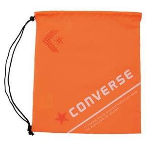 ■メール便選択で送料無料■ CONVERSE バスケット ランドリーバッグ C1509092 オレンジ コンバース ミニバス|kanisponet