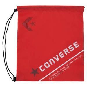 ■メール便選択で送料無料■ CONVERSE バスケット ランドリーバッグ C1509092 レッド コンバース ミニバス|kanisponet
