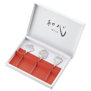 無料包装・無料熨斗名書き 和心 ようじ3本組 お祝 内祝 ご挨拶 ギフト|kanji