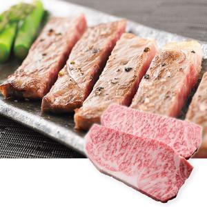 山形県産 米沢牛ロースステーキ
