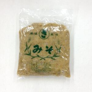 <送料無料>ポストに届く!【愛媛 宇和島】はだか麦100%麦味噌500g(麦みそ)|kankitsu