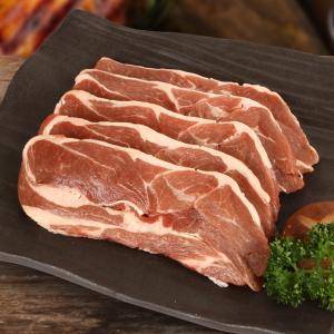 [凍]羊肉(ラム肉)ステーキ用約1kg/焼肉/BBQ|kankoku-ichiba