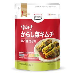 [冷]宗家カッキムチ350g/韓国キムチ/カッキムチ