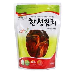 [冷]ハンソンネギキムチ500g(熟成)-韓国産/韓国ねぎキムチ/韓国キムチ/韓国漬物