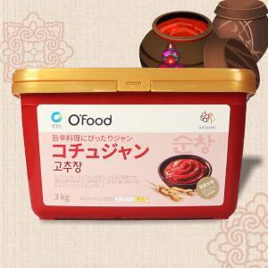 名称 スンチャン唐辛子味噌  原材料名 水飴、小麦粉、唐辛子粉、麹(こうじ)、小麦   内容量 3k...