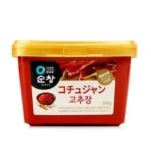 名称 スンチャン唐辛子味噌  原材料名 水飴、小麦粉、唐辛子粉、麹(こうじ)、小麦   内容量 50...