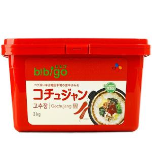 製品名 [bibigo]ビビゴコチュジャン   食品類型 味噌類   原産国名 韓国   内容量 3...