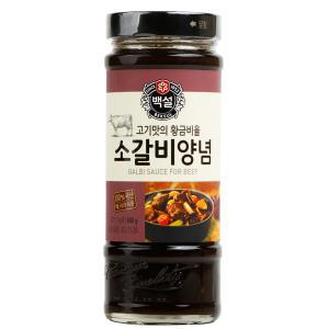 牛カルビタレ500g/CJ/韓国調味料/焼肉タレ