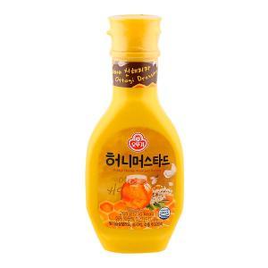 ハニーマスタードソース265g/料理ソース/韓国ソース/韓国調味料