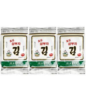 【パッケージ変更】サンブジャお弁当用海苔1袋(10枚×3)/韓国海苔/味付け海苔/韓国食品